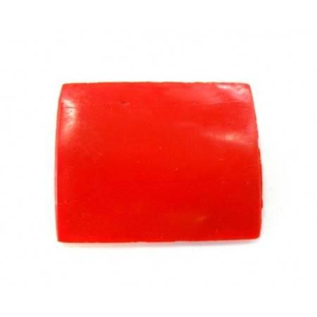 Kreda krawiecka woskowa czerwona - 1