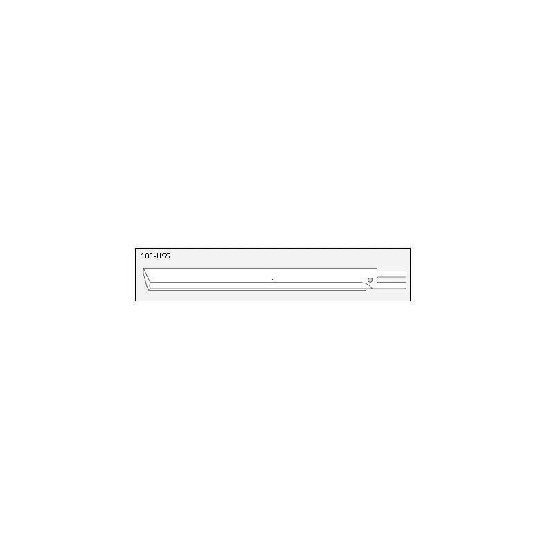 "Ostrze noża pionowego do EASTMAN, DAYANG CZD 10"" (25,40 cm)"