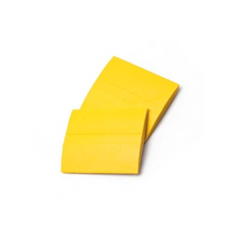 Kreda krawiecka woskowa żółta
