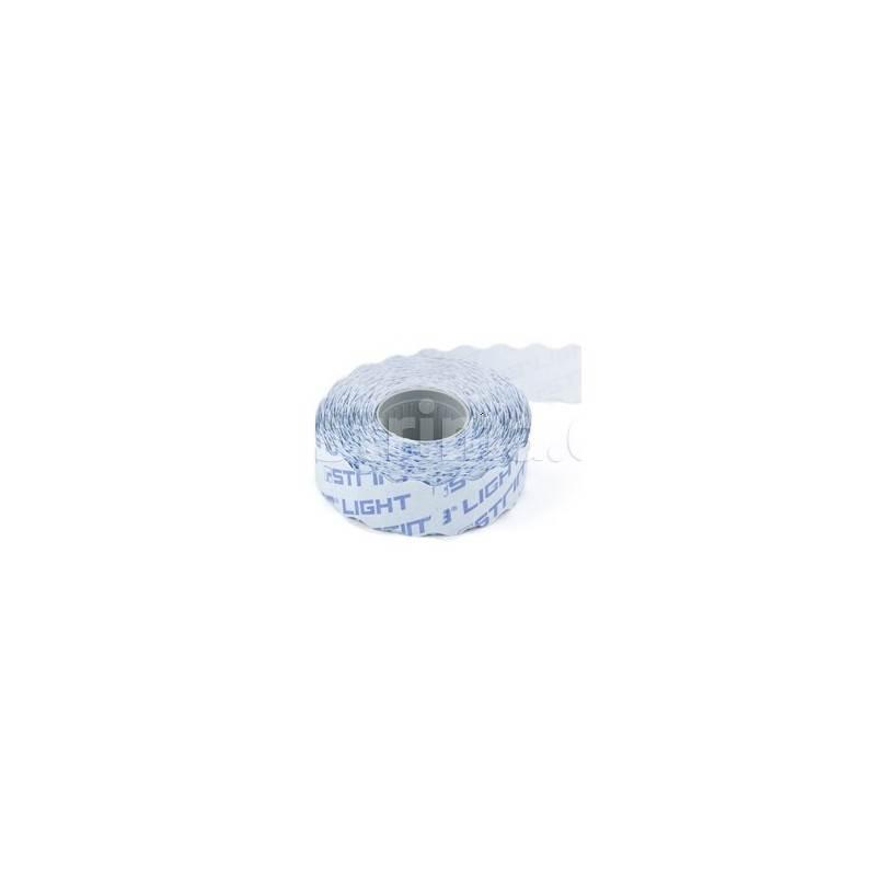Etykieta do numeratora 22x12 mm biała, STRONG, rolka 1500 szt.
