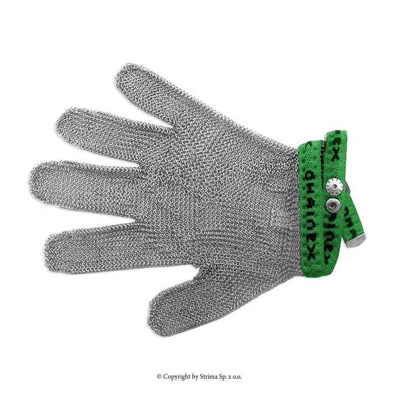 Rękawica ochronna uniwersalna 5-palcowa rozmiar 1 (zielona) typ SL 51