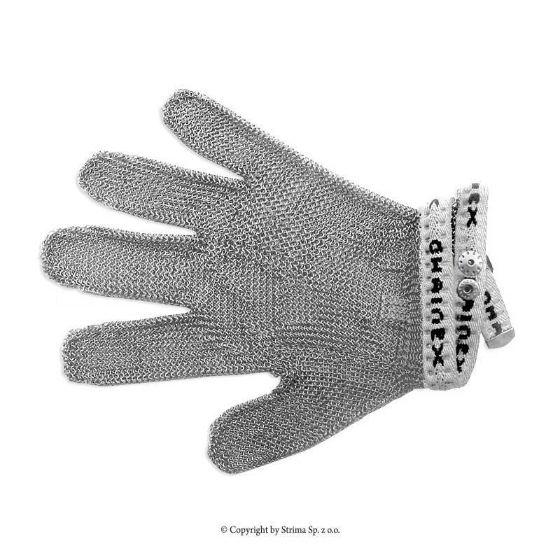 Rękawica ochronna uniwersalna 5-palcowa rozmiar 2 (biała) typ SL 52