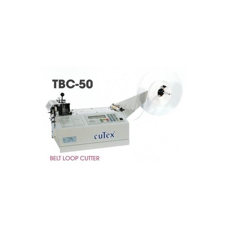 CUTEX TBC-50 do cięcia taśmy na zimno