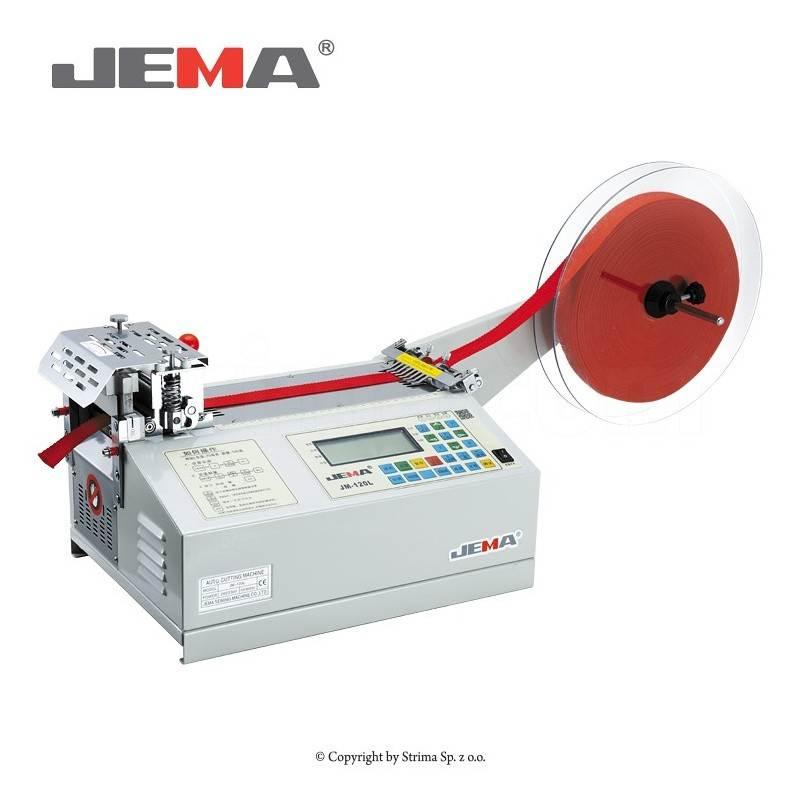JEMA JM-120L do cięcia taśmy na zimno (prosto)