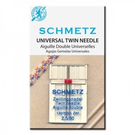 Igła podwójna SCHMETZ 130/705H-ZWI ROZSTAW 2MM - 1