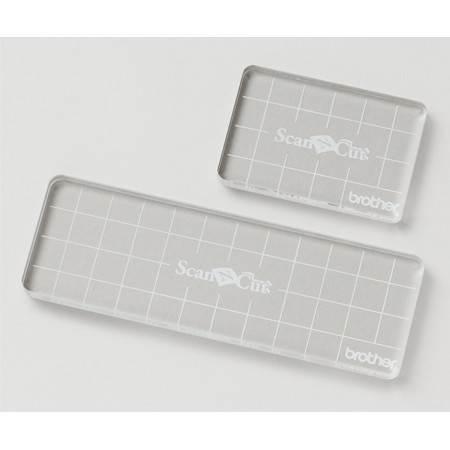 Bloki akrylowe do pieczątek 50x75 i 50x152 BRTOHER Scanncut CASTPBLS1 - 1