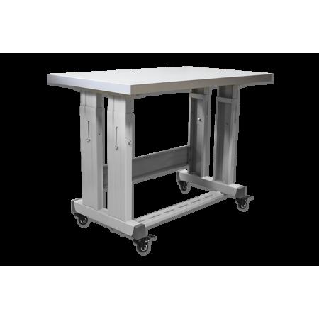 Stół uniwersalny do hafciatek pras termicznych i maszyn do szycia - 1