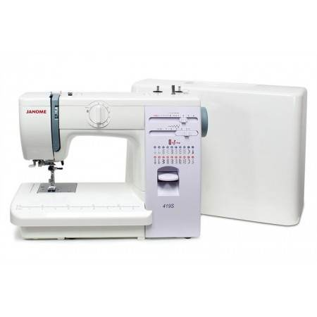 JANOME 419S - 8