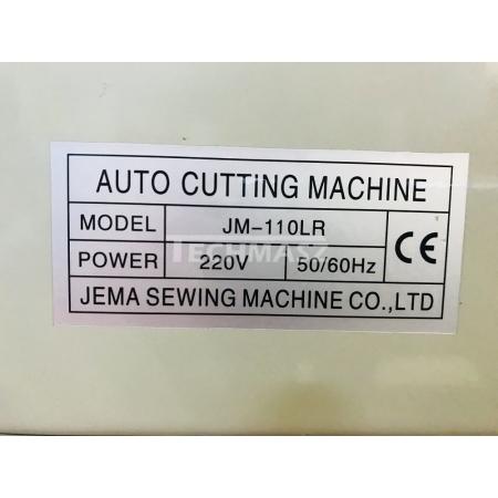 JEMA JM-110LR do cięcia taśmy na zimno i na gorąco (prosto) - 6