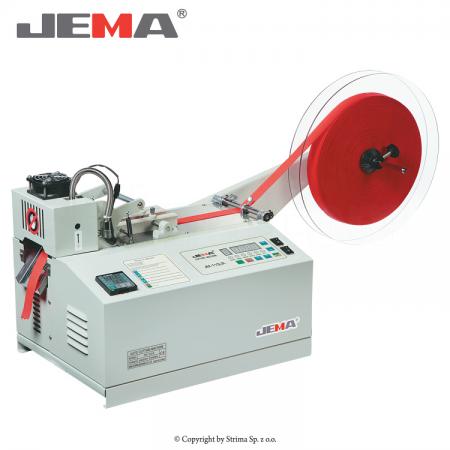 JEMA JM-110LR do cięcia taśmy na zimno i na gorąco (prosto) - 7