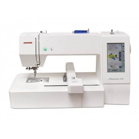 HAFCIARKA JANOME MC400E + PROGRAM DIGITIZER JR - 3