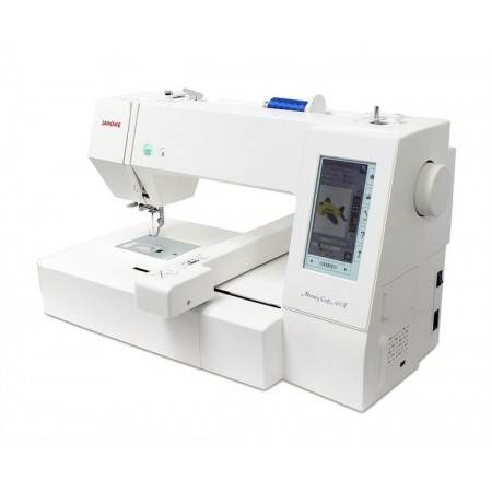 HAFCIARKA JANOME MC400E + PROGRAM DIGITIZER JR - 4