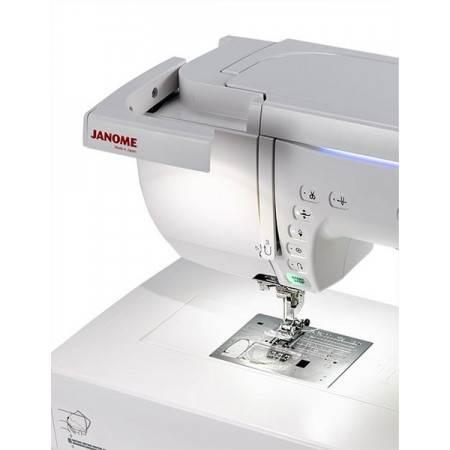 MASZYNO-HAFCIARKA JANOME MC 14000 + 5 LAT GWARANCJI - 9