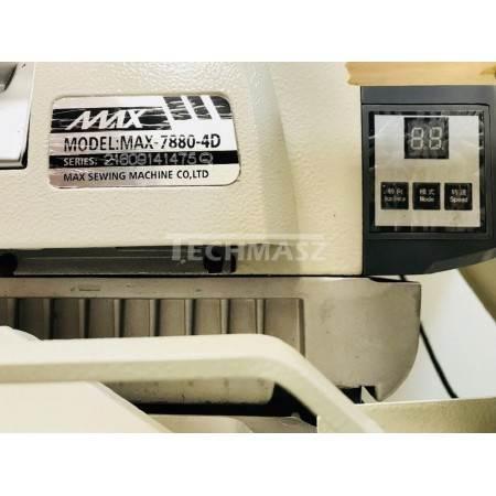 OWERLOK MAX-7880-4D 4-nitkowy