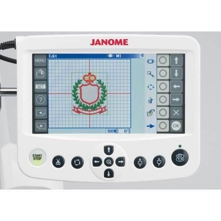 HAFCIARKA JANOME MB-4s + PROGRAM MBX - 2