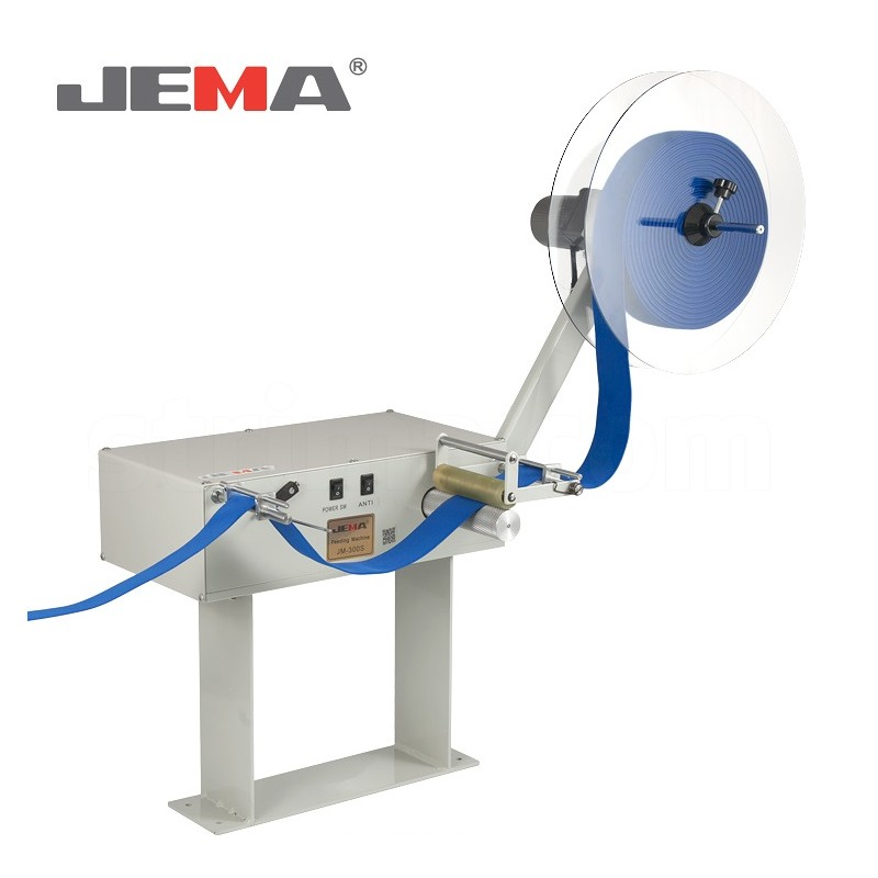 JEMA JM-300S beznapięciowy, elektroniczny podajnik taśmy