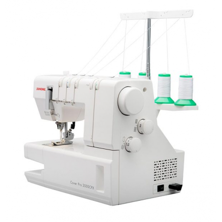 JANOME 2000CPX Renderka - 2