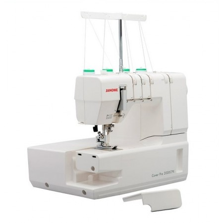 JANOME 2000CPX Renderka - 3