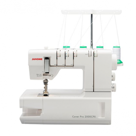 JANOME 2000CPX Renderka - 4