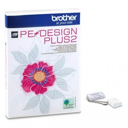 Program do projektowania haftów BROTHER PED PLUS 2 - 1
