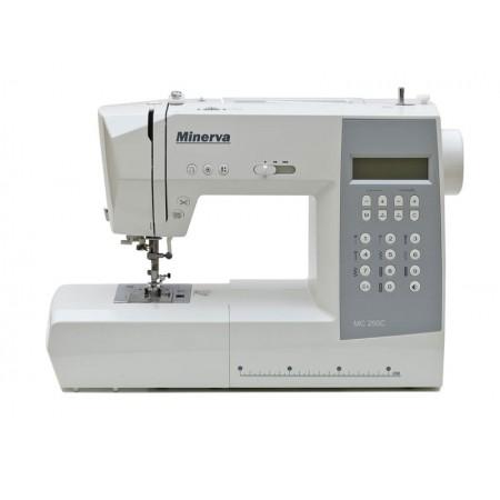Maszyna do szycia MINERVA MC250C + STOLIK GRATIS - 1