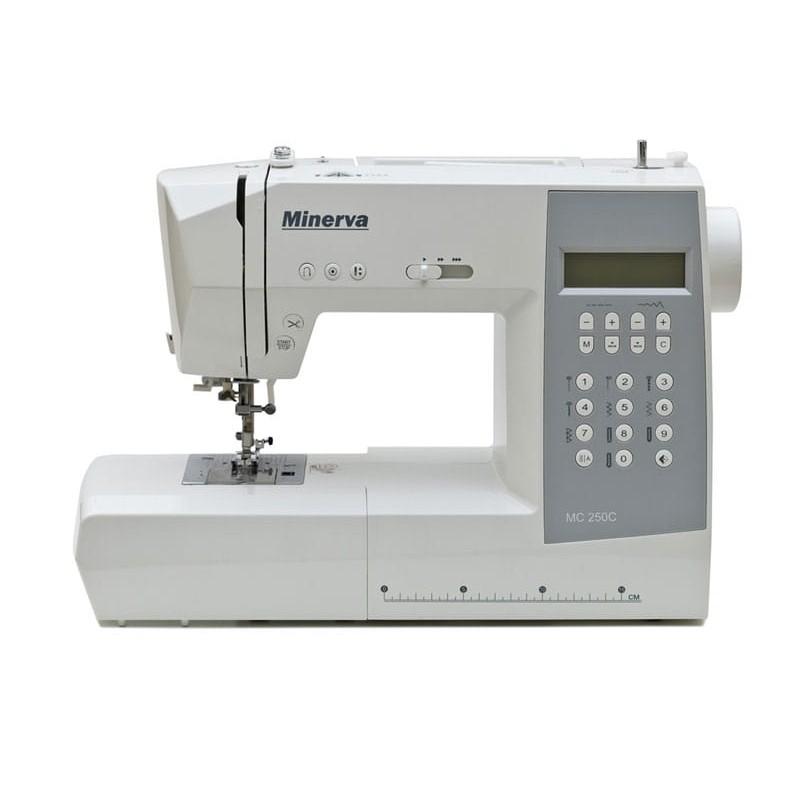 Maszyna do szycia MINERVA MC250C + STOLIK GRATIS