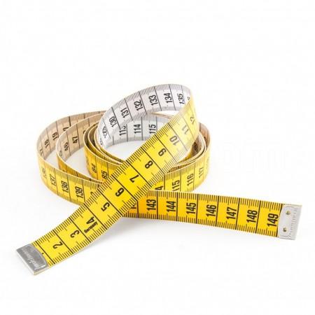 Miara krawiecka szerokość 19mm długość 150cm - 1