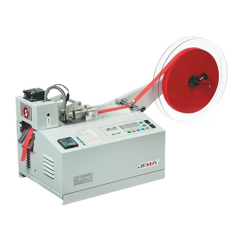 JEMA JM-110H Automatyczne urządzenie do cięcia taśmy na gorąco (prosto)