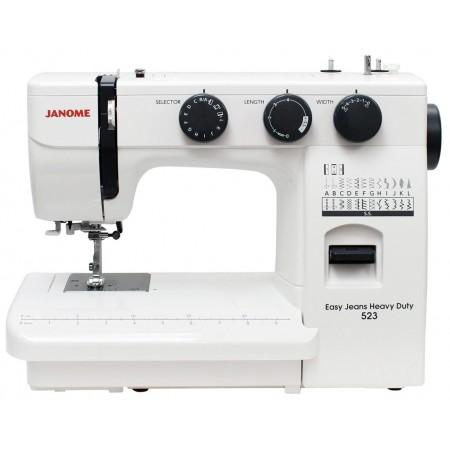 Maszyna do szycia JANOME EASY JEANS HEAVY DUTY 523 HD523 - 1