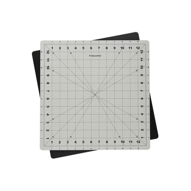 Obrotowa mata podkładowa FISKARS 35,5x35,5cm gr. 3mm