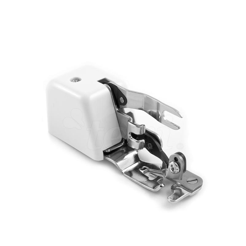 Stopka owerlokowa z obcinaczem do maszyny domowej