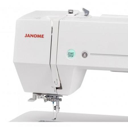 HAFCIARKA JANOME MC550E + JANOME ARTISTIC DIGITIZER JR - 4