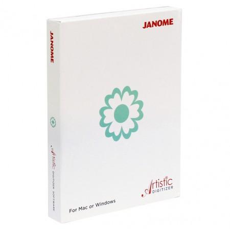 Profesjonalny program do projektowania haftów Janome Artistic Digitizer - 1