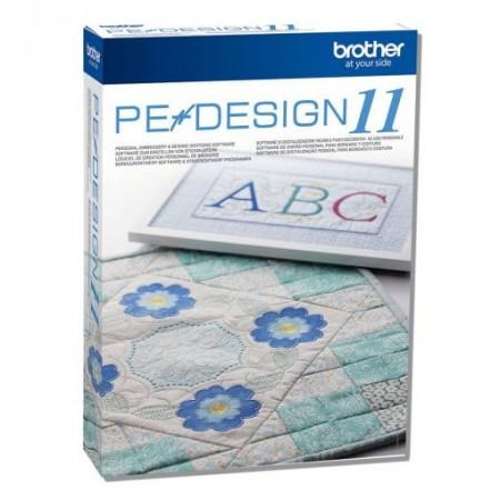 Profesjonalny program do projektowania haftów Brother PED 11 - 1