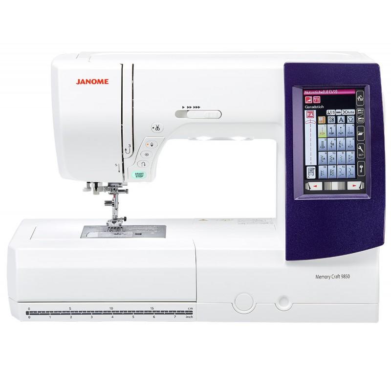 JANOME MC9850