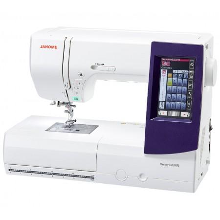 JANOME MC9850 - 3