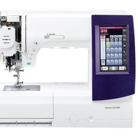 JANOME MC9850 - 8