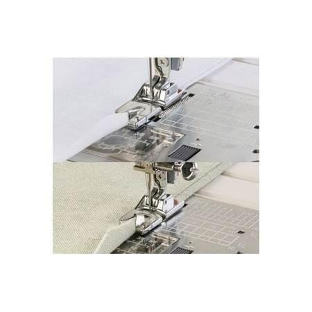 Zestaw stopek do podwijania (obrębiania) 4 mm i 6 mm JANOME 200326001 - 1