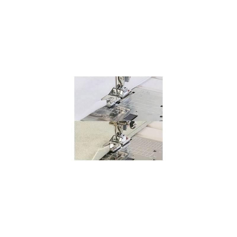 Zestaw stopek do podwijania (obrębiania) 4 mm i 6 mm JANOME 200326001
