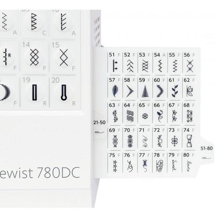 JANOME 780DC - 8