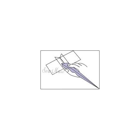 Przyrząd do ręcznego wygładzania szwów 15 cm - 3