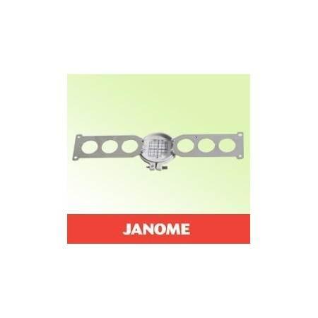 TAMBOREK 50 x 50 mm DO JANOME MB-4 HOOP M3 - 1