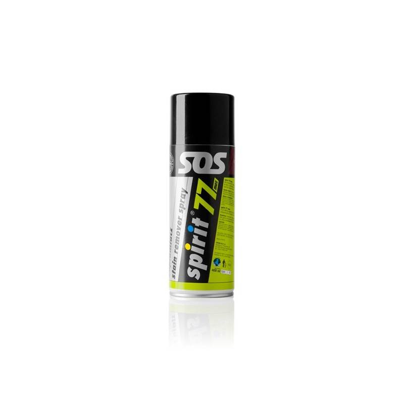 Odplamiacz SPIRIT 77 MAX - spray 400 ml
