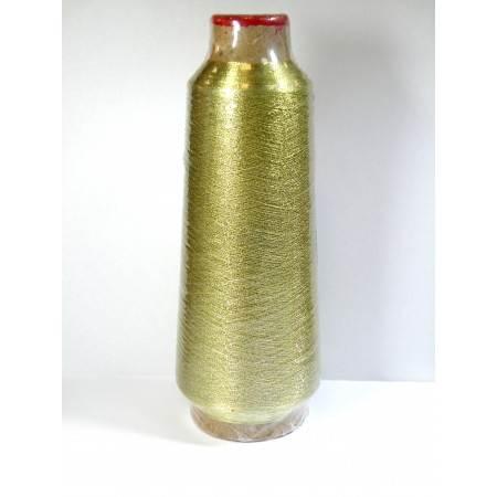 Nić metaliczna złota - 1