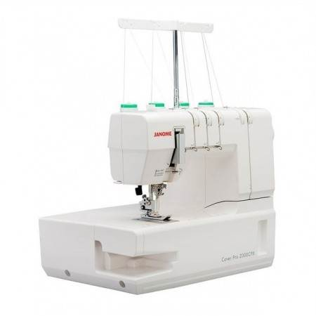 JANOME 2000CPX Renderka - 1