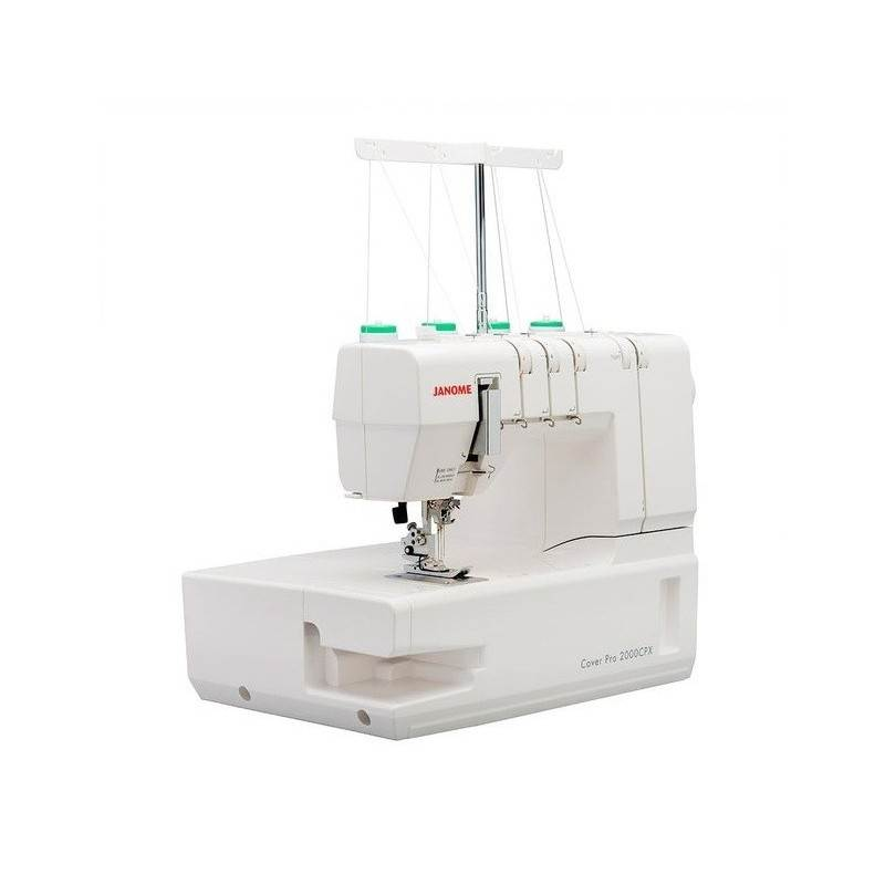 JANOME 2000CPX Renderka