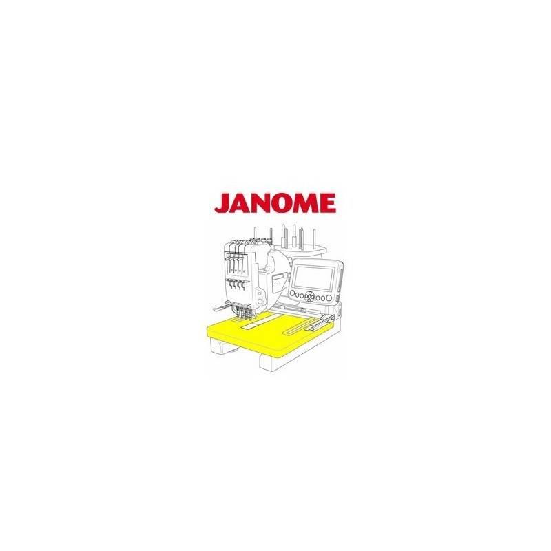Stolik powiększający pole pracy do Janome MB4