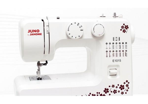 Czyszczenie i oliwienie maszyny do szycia z chwytaczem wahadłowym – JANOME JUNO E1015
